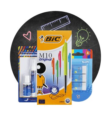 Why stock back to school stationery?
