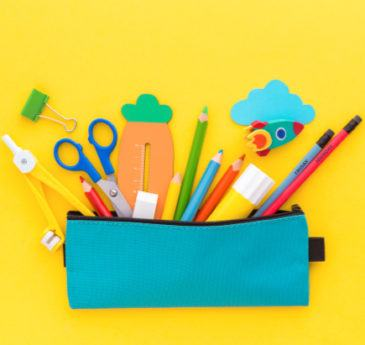 Stock your shelves with pencil case essentials!