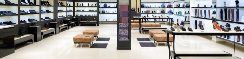 cleanliness of a retail store