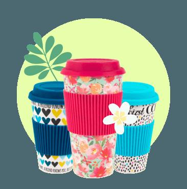 Eco-Friendly Travel Mugs