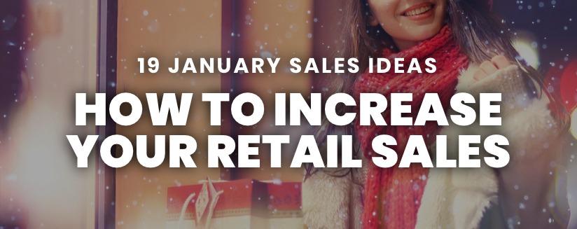 January Sales Ideas