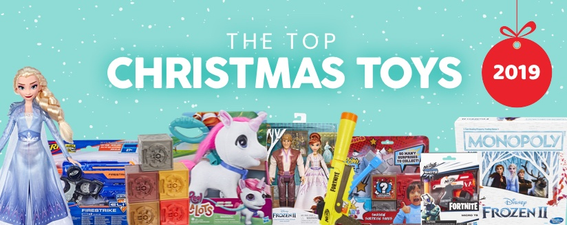 The Top Christmas Toys of 2019