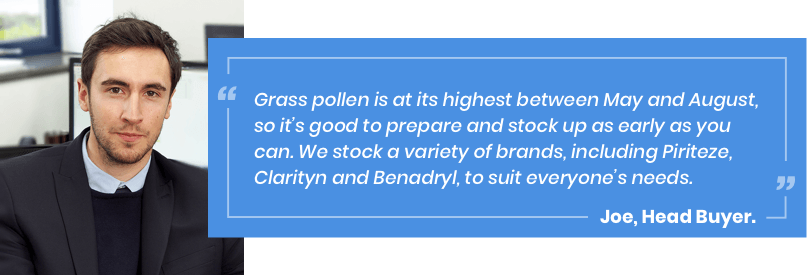 hayfever and allergies