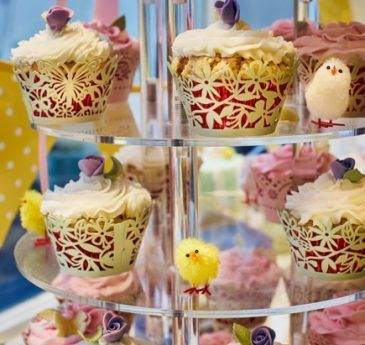 easter display ideas for retail